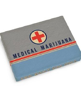 BlueQ Medical Marijuana Pocket Box
