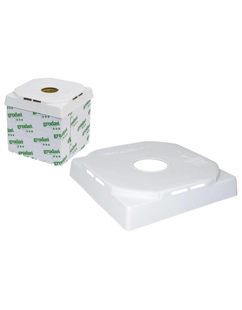 Cube Cap 4 Inch