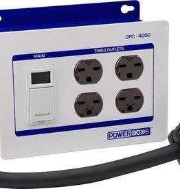 Powerbox Powerbox DPC-4000-240 Volt -4P