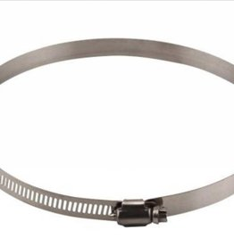 Ideal Air Ideal-Air Stainless Steel Hose Clamps 2/Pack 10 in
