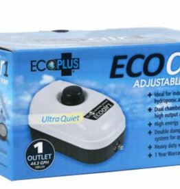 EcoPlus EcoPlus Eco Air 1 Plus One Outlet - 2 Watt 44 GPH