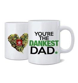 Stonerdays Dankest Dad Mug