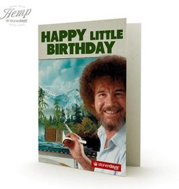 Stonerdays Happy Little Birthday - Card