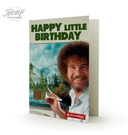 Stonerdays Happy Little Birthday - Card