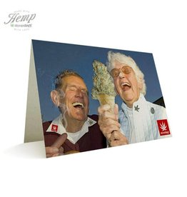 Stonerdays Lets Grow Old Together - Card