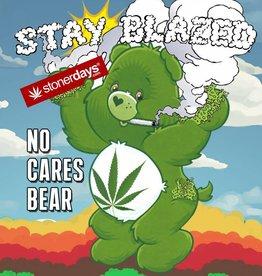 Stonerdays No Cares Bear -Card