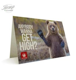 Stonerdays Anybody Wanna Get High - Card