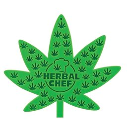"""Herbal Chef 7""""X8"""" Herbal Chef Silicone Trivet/Pot Holder"""