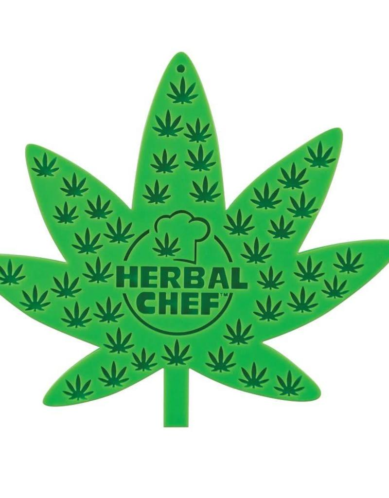 "Herbal Chef 7""X8"" Herbal Chef Silicone Trivet/Pot Holder"