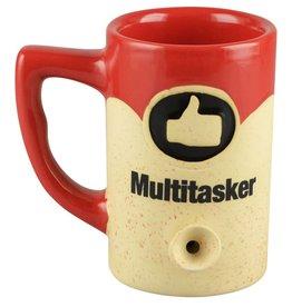 Ceramic Water Pipe Mug - 8oz - Multitasker