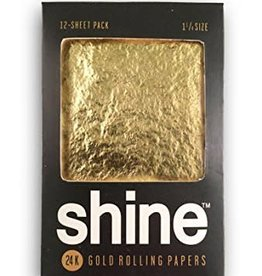 Shine Shine 24K Gold Rolling Papers