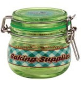 Baking Supplies Glass Jar - Large