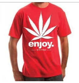 Stonerdays Mens Enjoy Tee -S