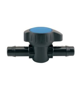 Hydro Flow Hydro Flow Premium Barbed Ball Valve 1/2 in
