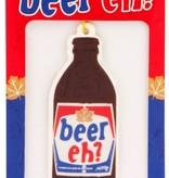 Main and Local Beer Eh? Air Freshener
