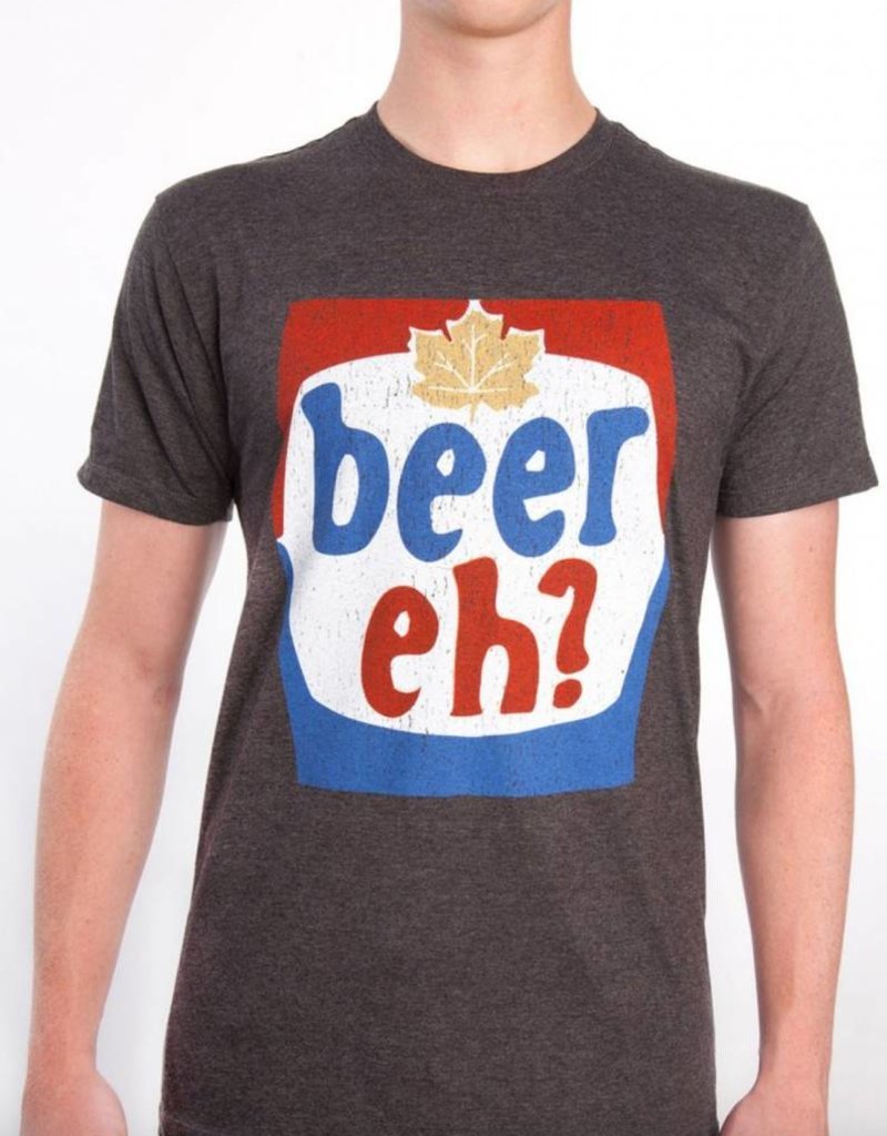 Main and Local Beer Eh? Tee-Large