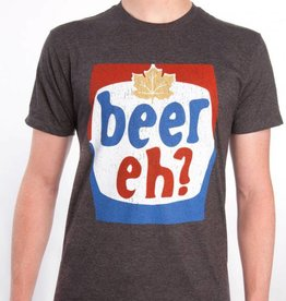 Main and Local Beer Eh? Tee-Small