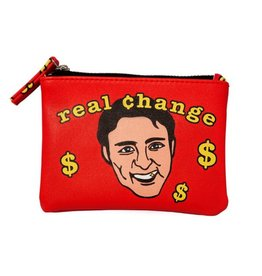 Canadian Real Change Coin Purse