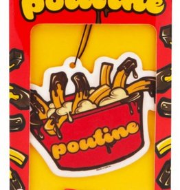 Main and Local Poutine Air Freshener