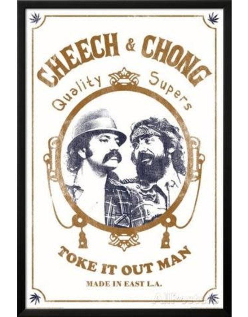 """24"""" x 36"""" Cheech & Chong Poster"""