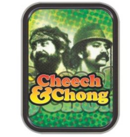 "4.5"" x 3.5"" Cheech & Chong Pop Art Stash Tin"