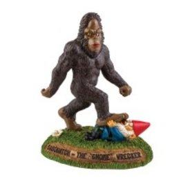 Big Mouth Inc. Sasquatch Garden Statue - The Gnome Wrecker