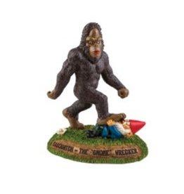 Sasquatch Garden Statue - The Gnome Wrecker