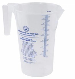 Measure Master Measure Master Graduated Round Container 64oz/2000ml (20/Cs)