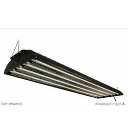 Tek Pro LED 44 - 4ft Lamp - Black