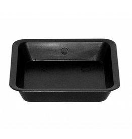 Gro Pro Gro Pro Black Square Saucer for 5 Gallon Pot