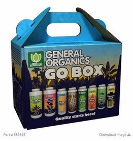 General Hydroponics GH Organics Go Box