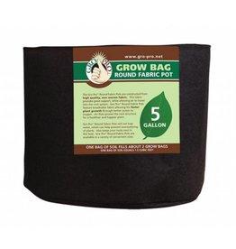 Gro Pro Gro Pro Premium Round Fabric Pot 5 Gallon