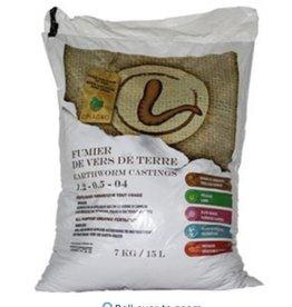 Cinagro Cinagro Earthworm Castings Bag 15L