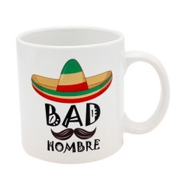 Bad Hombre Giant Mug - 22 oz