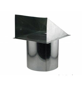 Ideal Air Ideal AiScreened Wall Vent 6 in