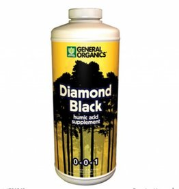 General Hydroponics GH General Organics Diamond Black 1Quart