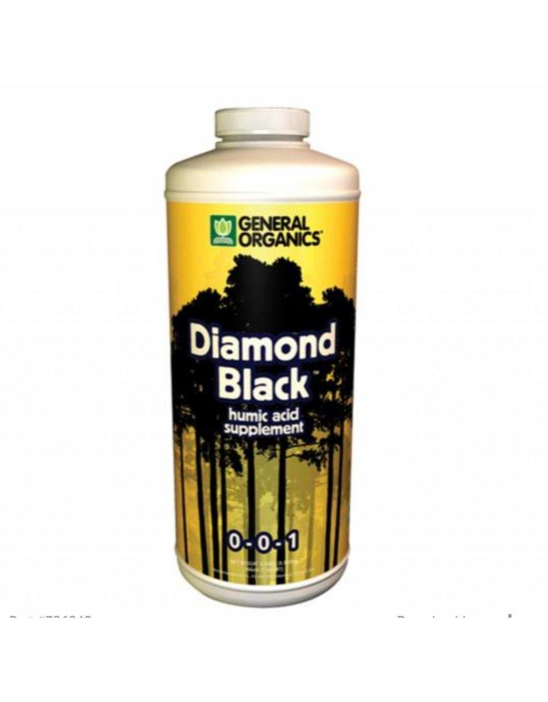 General Hydroponics GH General Organics Diamond Black - 1Quart