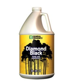 General Hydroponics GH General Organics Diamond Black 1G