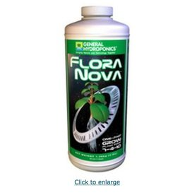 General Hydroponics GH FloraNova Grow - 1 Quart / 1 Liter