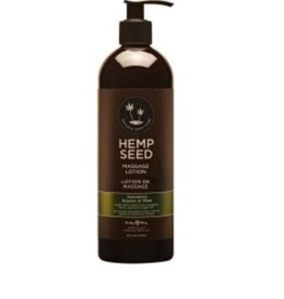 Hemp Seed Hemp Seed Massage Lotion - Naked In The Woods
