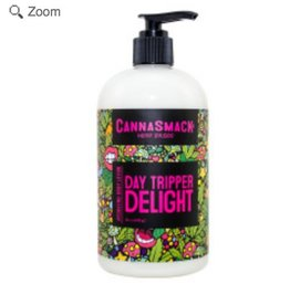 CannaSmack Hydrating Hemp Body Lotion - Day Tripper Delight