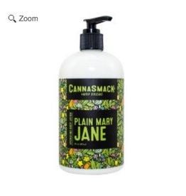 CannaSmack Hydrating Hemp Body Lotion - Plain Mary Jane