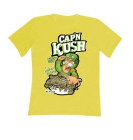 DabPadz DabPadz T-Shirt - Cap N Kush - Men's M