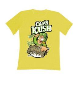 DabPadz T-Shirt - Cap N Kush - Men's M