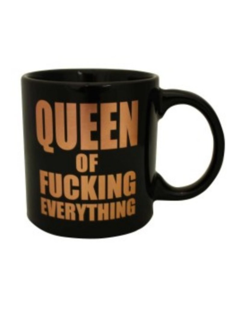 18oz Queen Of F*cking Everything Giant Mug