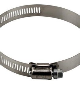 Ideal Air Ideal-Air Stainless Steel Hose Clamps 6 in