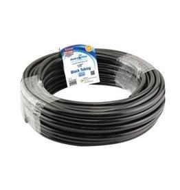 Hydro Flow Hydro Flow Vinyl Tubing Black 1/2 in ID - 5/8 in 100 ft Roll