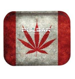 "Pulsar Pulsar Metal Rolling Tray - Canadian Flag 13.25"" x 10.75"""