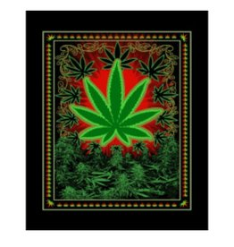 "Chiko Leaf Plush Fleece Blanket - Medium Weight / 79"" x 94"""