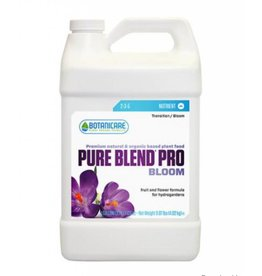 Botanicare Botanicare Pure Blend Pro Bloom 1 Gal